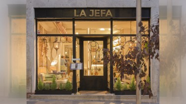 Home Bar – La JEFA