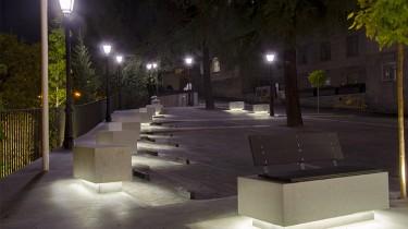 Alumbrado Urbano – Isaac Peral 58, Madrid